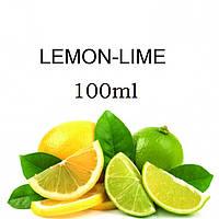 Жидкость для электронных сигарет со вкусом Лимон Лайм с дозатором в пластиковой ПЭТ таре ёмкость 100мл