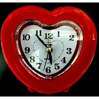 Будильник в форме сердца