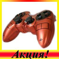 USB джойстик ПК PC GamePad DualShock вибро DEX 892!Акция