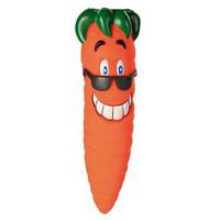 Trixie TX-3398 Морковь виниловая 20 см -игрушка для собак