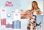 Wella Plex-новейшая технология воостановления структуры волос