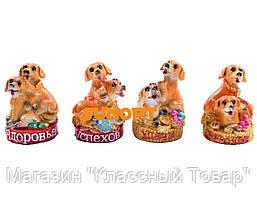 Статуэтка Собака денежная (Керамика) №17276