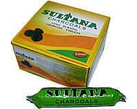 Уголь для кальяна Sultana с-003