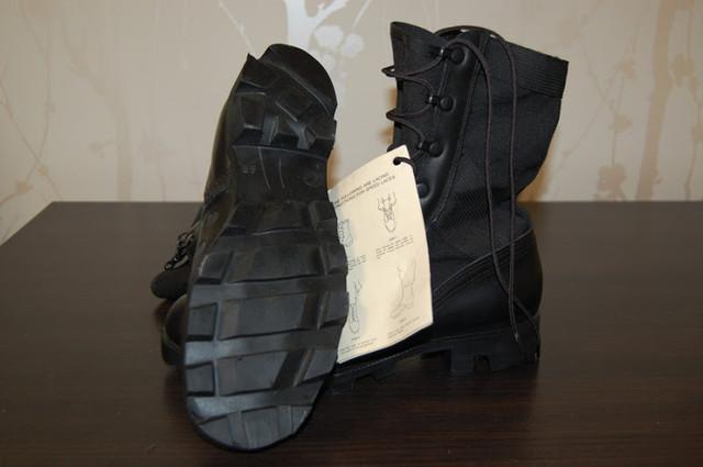 Берцы Hot Weather Jungle Boots Camo