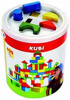 Кубики в ведре 100 шт Bino 84196