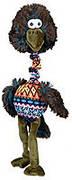 Trixie TX-35978 птица  плюш  игрушка  для собак 39см