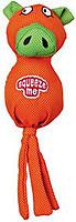 Trixie TX-36206 Поросенок с мячом и пищалкой  игрушка  для собак 30см
