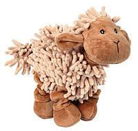 Trixie  TX-35933 овечка с пищалкой 21см-игрушка для собак, фото 2