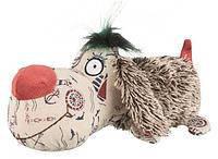 Trixie TX-36032 собака-моряк из  плюша с пищалкой  игрушка  для собак 25см, фото 2