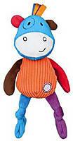 Trixie ТХ-34749 - плюшевая игрушка Бегемотик для собак, фото 2