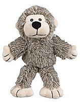 Trixie  TX-35851 обезьяна  -игрушка с пищалкой для собак 24см