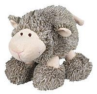 Trixie TX-35850 овечка из плюша-  игрушка  для собак 18см