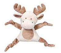 Trixie TX-35811 олень -  игрушка  для собак  22см с пищалкой