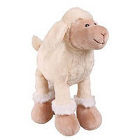 Trixie TX-35838 овечка  плюш  игрушка  для собак 30см, фото 2