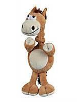 Trixie TX-35967  лошадь игрушка  для собак 30см, фото 2