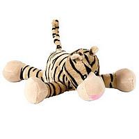 Trixie TX-35814 тигр  с шелестом фольги и пищалкой  игрушка  для собак 20см