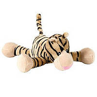 Trixie TX-35814 тигр  с шелестом фольги и пищалкой  игрушка  для собак 20см, фото 2