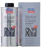 Промывка LIQUI MOLY масляной системы двигателя (интенсивная) 0,5L