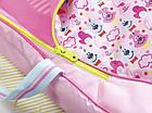 Люлька переноска Zapf для куклы Baby Born Сладкие сны 824429, фото 4