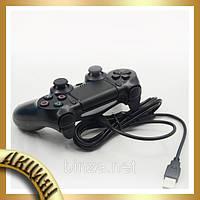 Джойстик PS4 проводной!Акция