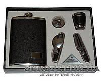 Подарочный набор с флягой для мужчин DJH-0624