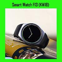 Smart Watch F13 (KW18) (Черный, серебро, золото)!Акция