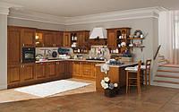 Классическая кухня из из массива вишни CONTESSA фабрика AR-TRE (Италия)