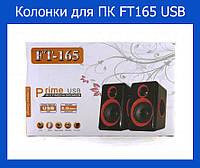 Колонки для ПК FT165 USB