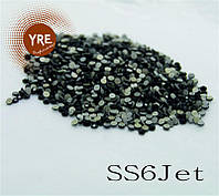 Камни Сваровски (SS6Jet) 1440шт