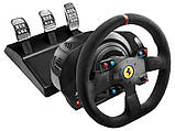 Игровой руль Thrustmaster T300 Ferrari Integral RW Alcantara edition PC/PS4/PS3 Black (4160652), фото 2
