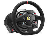 Игровой руль Thrustmaster T300 Ferrari Integral RW Alcantara edition PC/PS4/PS3 Black (4160652), фото 3