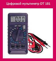 Цифровой мультиметр DT 181