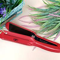 Утюжок для выпрямления волос Promotec PM1226. 5 температурных режимов, быстрый нагрев
