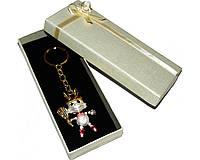 """Брелок в подарочной коробке """"Заяц"""" №6960-125-1"""