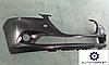 Бампер передний -2017 Peugeot 301 (2013-)