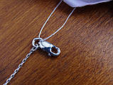 Серебряное колье, фото 6
