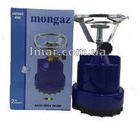 Туристическая горелка Mongaz