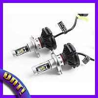 Светодиодные лампы для автомобиля Led X3 H4!Опт