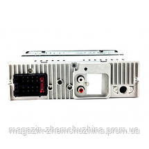 Автомагнитола MP3 3884 ISO 1DIN сенсорный дисплей, фото 3