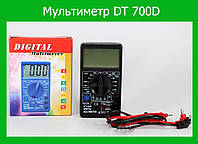 Мультиметр цифровой DT 700D!Опт