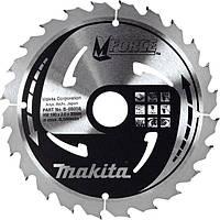 Пиляльний диск Т.С.Т. MForce 190x30 мм 24Т B-08056