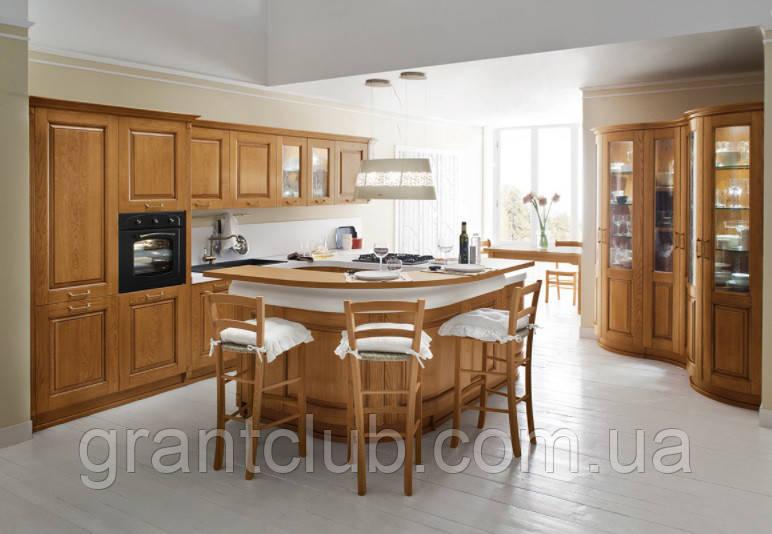 Кухня в стиле прованс из натурального дерева OLIMPIA фабрика AR-TRE (Италия)