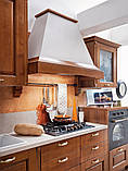 Кухня в стиле прованс из натурального дерева OLIMPIA фабрика AR-TRE (Италия), фото 8