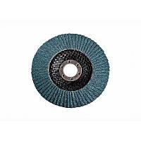 Круг лепестковый торцевой 125X22 p 60