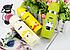 Термос Happy Animals (CH-1) (зеленый, розовый, желтый), фото 4