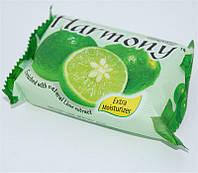 Фруктовое мыло Harmony Лайм 75г. уп. 72шт