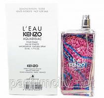 Kenzo L`eau Kenzo Aquadisiac pour femme edt 100ml Tester для женщин