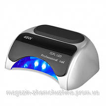 Гибридная лампа для сушки ногтей Professional Nail 48 W, фото 2