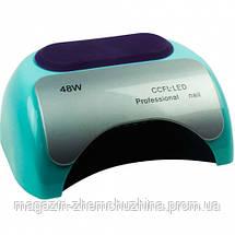 Гибридная лампа для сушки ногтей Professional Nail 48 W, фото 3