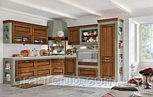 Кухня в стиле прованс из натурального ореха ALBA фабрика AR-TRE (Италия)